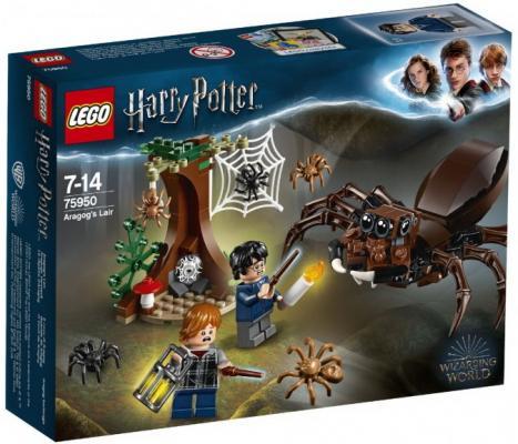 Конструктор LEGO Логово Арагога 157 элементов конструктор lego elves 41178 логово дракона