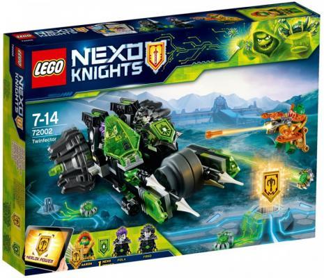 Конструктор LEGO Боевая машина близнецов 191 элемент конструктор lego ветеринарная машина для лошадок 41125