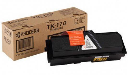 Картридж KYOCERA Тонер-картридж TK-170 7 200 стр. Black для FS-1370DN/1320D/DN, P2135d/P2135dn цена