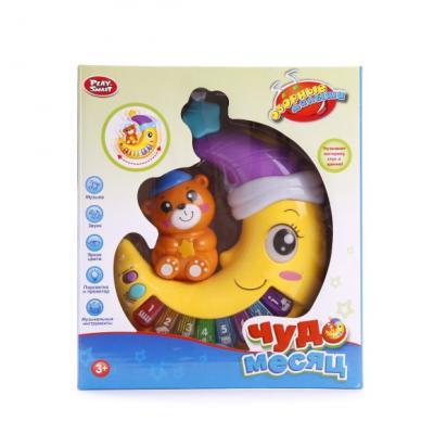 Обучающая игрушка Наша Игрушка Чудо месяц 7696 ростер supra mts 211