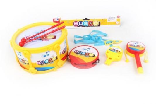 Набор музыкальных инструментов Наша Игрушка 9266D