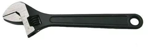 Ключ гаечный WEDO WD236-02 разводной, 100мм ключ гаечный разводной kroft 202111 0 20 мм