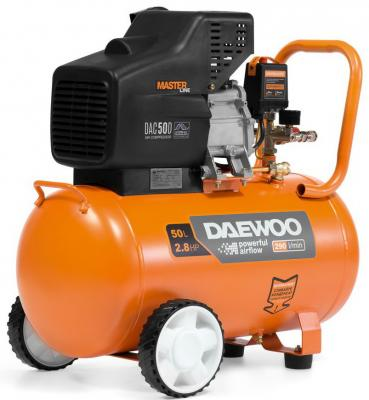 Компрессор DAEWOO DAC 50D 2,05кВт компрессор daewoo power products dac 24 d