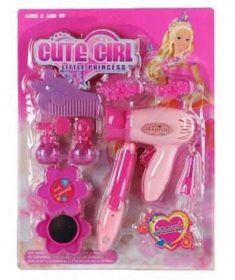 Набор парикмахера Наша Игрушка Набор парикмахера Cute Girl