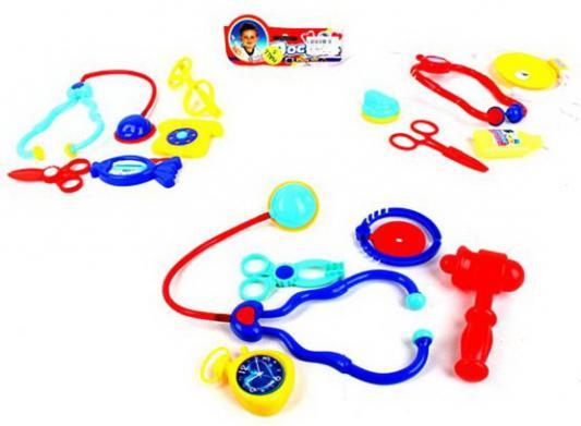Игровой набор Наша Игрушка Набор доктора 5 предметов игрушка minecraft набор алекс с скелетом лошади игровой набор