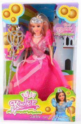 Кукла Наша Игрушка Koler в ассортименте игрушка