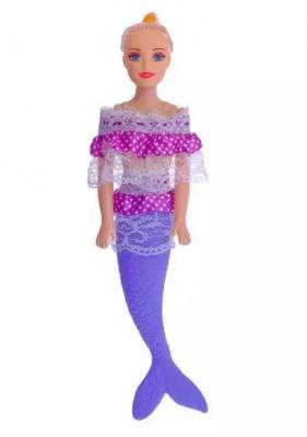 Купить Кукла Наша Игрушка Русалочка, пластмасса, текстиль, Классические куклы и пупсы
