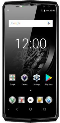 Смартфон Oukitel K10 4G Black 8 Core (2.0GHz)/6GB/64GB/6.0 2160*1080/21Mp+8MP/13Mp+8Mp/2Sim/3G/4G/BT/WiFi/NFC/GPS/Android