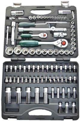 Набор инструментов FORCE 4941R-5 1/4 1/2 94 пр. 6-гран. набор инструмента force 1 4