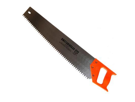 Ножовка ИЖСТАЛЬ 030107-060 600мм шаг 12мм по дереву с пластмассовой ручкой ножовка по металлу 10 12 14 16