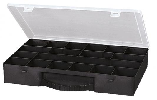 Ящик TOPEX 79R163 для крепежа органайзер 36x25x5.5см ящик органайзер для крепежа archimedes 94226