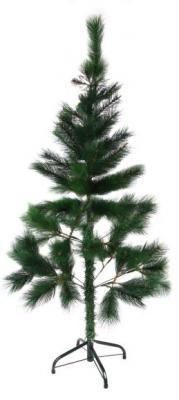 Сосна Новогодняя сказка 973326 пушистая зеленый 120 см