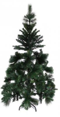 Сосна Новогодняя сказка 973332 пушистая зеленый 150 см