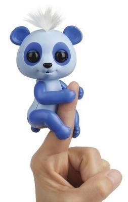 Интерактивная игрушка Fingerlings панда Арчи от 5 лет синий