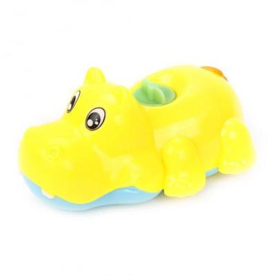 Заводная игрушка для ванны Наша Игрушка Бегемотик M6165 игрушка