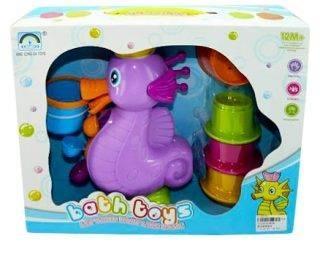 Игрушка для купания для ванны Наша Игрушка Морской конек kd group игрушка для ванны корзинка рыбака