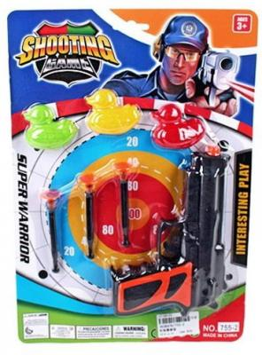 Игровой набор Наша Игрушка игровой набор наша игрушка полиция a505 11