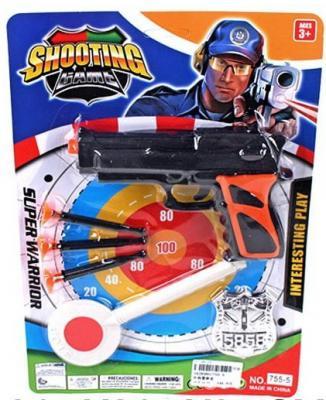 Игровой набор Наша Игрушка 755-5 игровой набор наша игрушка полиция a505 11