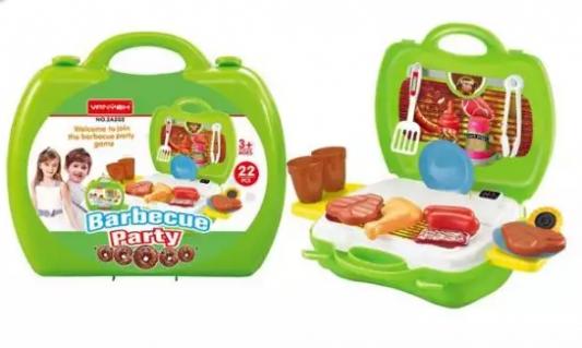 Плита Наша Игрушка Печь для пикника пластик игрушка