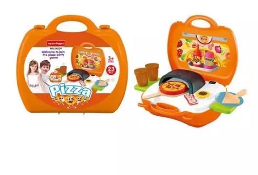 Плита Наша Игрушка Печь для пиццерии пластик игрушка