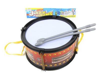 Купить Барабан Наша Игрушка Супер 850, разноцветный, Детские музыкальные инструменты