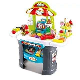 Игровой набор Наша Игрушка Набор для игры в магазин 61 предмет игрушка mehano 1 f101 набор рельс