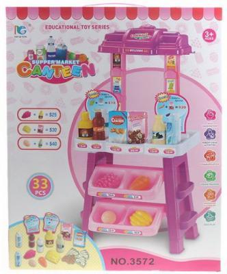 Игровой набор Наша Игрушка Супермаркет 33 предмета игровой набор наша игрушка полиция a505 11