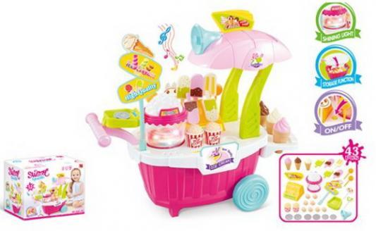 Купить Игровой набор Наша Игрушка Кондитерская на колесах 43 предмета, унисекс, Игровые наборы Маленькая хозяйка