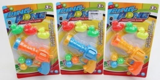Купить Пистолет Наша Игрушка 9466-33A цвет в ассортименте, 17 X 4 X 29 см, для мальчика, Игрушечное оружие
