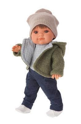 Кукла Munecas Antonio Juan Кукла Рафаэль 38 см гарнитура sennheiser mx 375 west