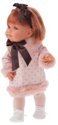 Кукла Munecas Antonio Juan Констанция 38 см munecas antonio juan озвученная 34 см