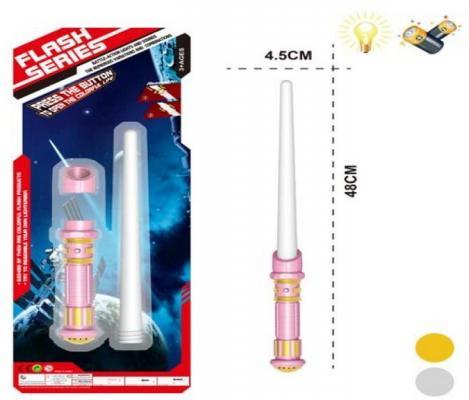 Купить Меч Наша Игрушка Джедай, разноцветный, 5x48x17, 5 см, для мальчика, Игрушечное оружие