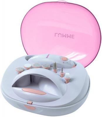 Маникюрно-педикюрный набор LUMME LU-2404 розовый опал фен lumme lu 1041 1200вт розовый опал