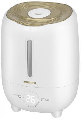 Увлажнитель воздуха Marta MT-2686 светлый янтарь цена и фото