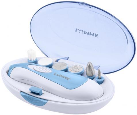 Маникюрно-педикюрный набор LUMME LU-2405 синий сапфир