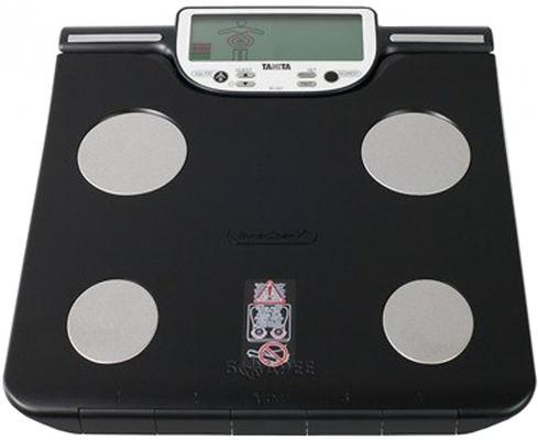 Весы напольные Tanita BC-601 чёрный цены онлайн