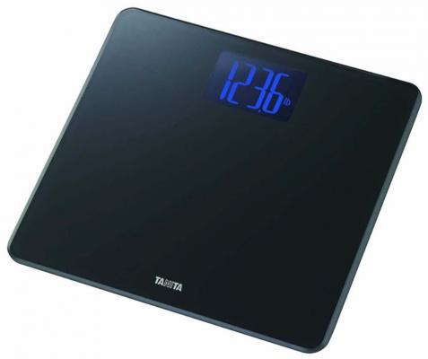 Весы напольные Tanita HD-366 чёрный весы напольные tanita hd 395 white