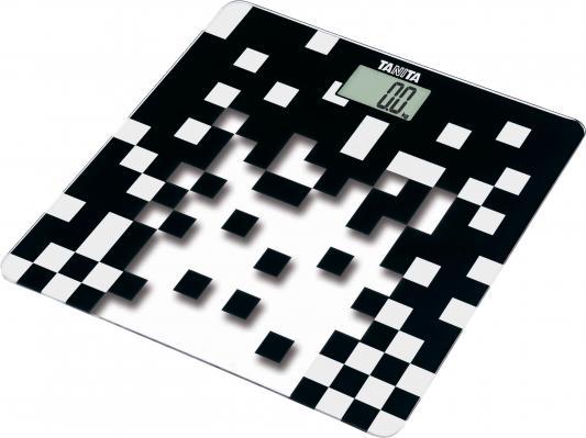Весы напольные Tanita HD-380 чёрный весы напольные tanita hd 395 white