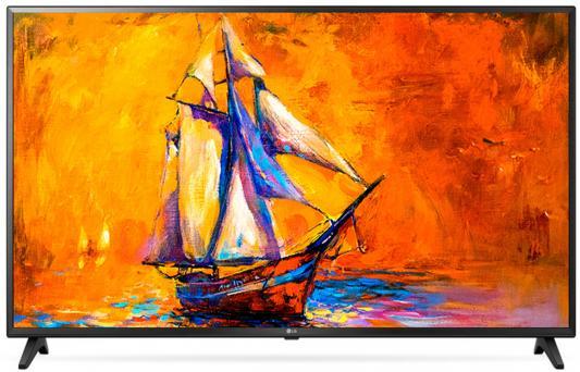 Фото - Телевизор LG 49UK6200PLA черный телевизор