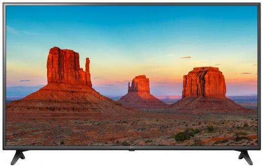 цена на Телевизор LG 60UK6200PLA черный коричневый