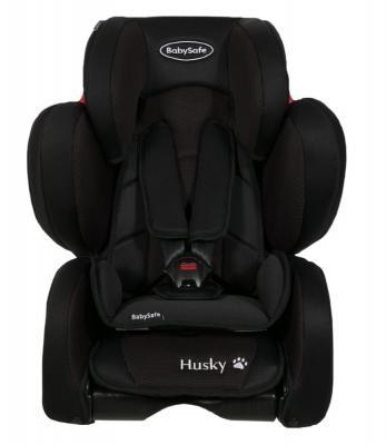 Автокресло BabySafe Husky Sip (black) автокресло babysafe husky sip red
