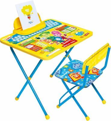 Купить Комплект стол+стул Ника Фиксики 1 Азбука, НИКА, Игровые комплекты мебели