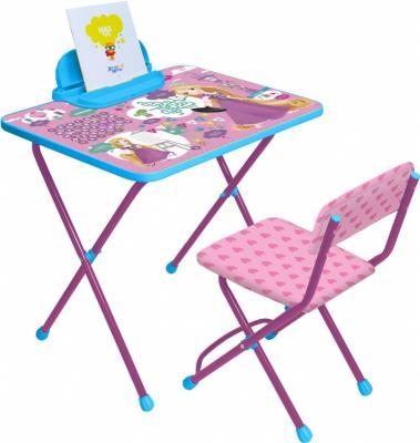 Стол-стул НИКА Disney 1 Стол-Стул Рапунцель КНD1-0717Д1Р-М ника 1041 0 1 61 ника