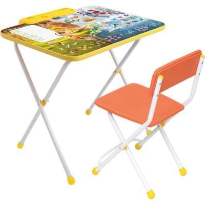 Комплект стол+стул Ника Disney 2 Феи Тайна зимнего леса ника 0438 2 9 51