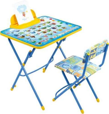 Купить Комплект стол+стул Ника Disney 2 Феи. Азбука, НИКА, Игровые комплекты мебели