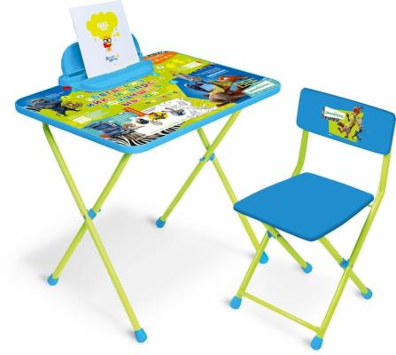 Комплект стол+стул Ника Disney 2 Зверополис ника детям disney 2 феи тайны зимнего леса белый