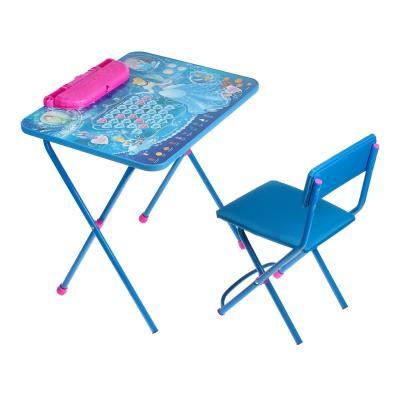 Купить Комплект стол+стул Ника Disney 2 Золушка, НИКА, 750х155х610 мм, Игровые комплекты мебели