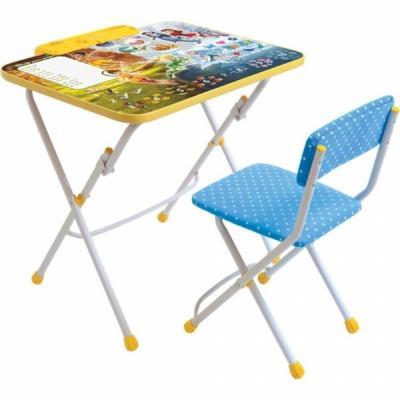 Комплект стол+стул Ника Disney 3 Феи Тайна зимнего леса ника детям disney 2 феи тайны зимнего леса белый