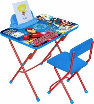 Комплект стол+стул Ника Disney 3 Мстители ника складной стол са1 алина ника бук