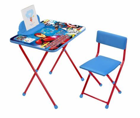 Комплект стол+стул Ника Disney 4 Мстители цена 2017